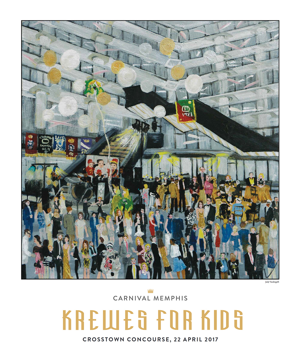 Buy A Krewes For Kids 2017 Poster Today!